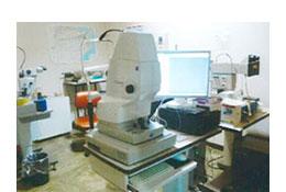 (ドイツ製)眼底自発蛍光器(FAF)とレーザー治療器