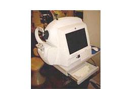 高解像眼球断層画像解析装置